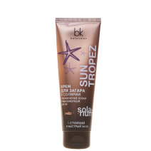 Solarium Tanning Cream Skin hydration • Perfect tan • Fast and long-lasting tan